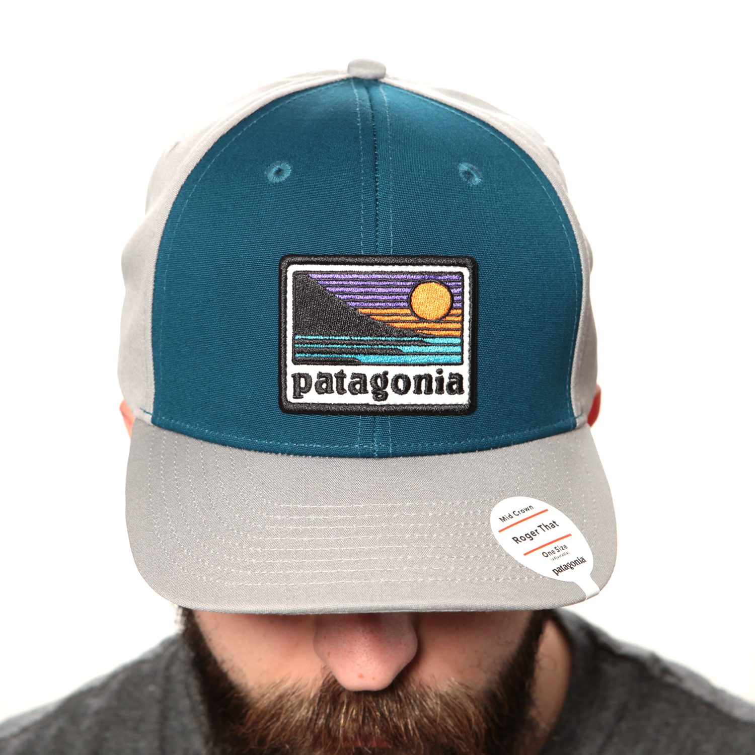 7a219611d5 Vendita online Up   Out Roger Hat - Blue - Patagonia - Cappelli ...