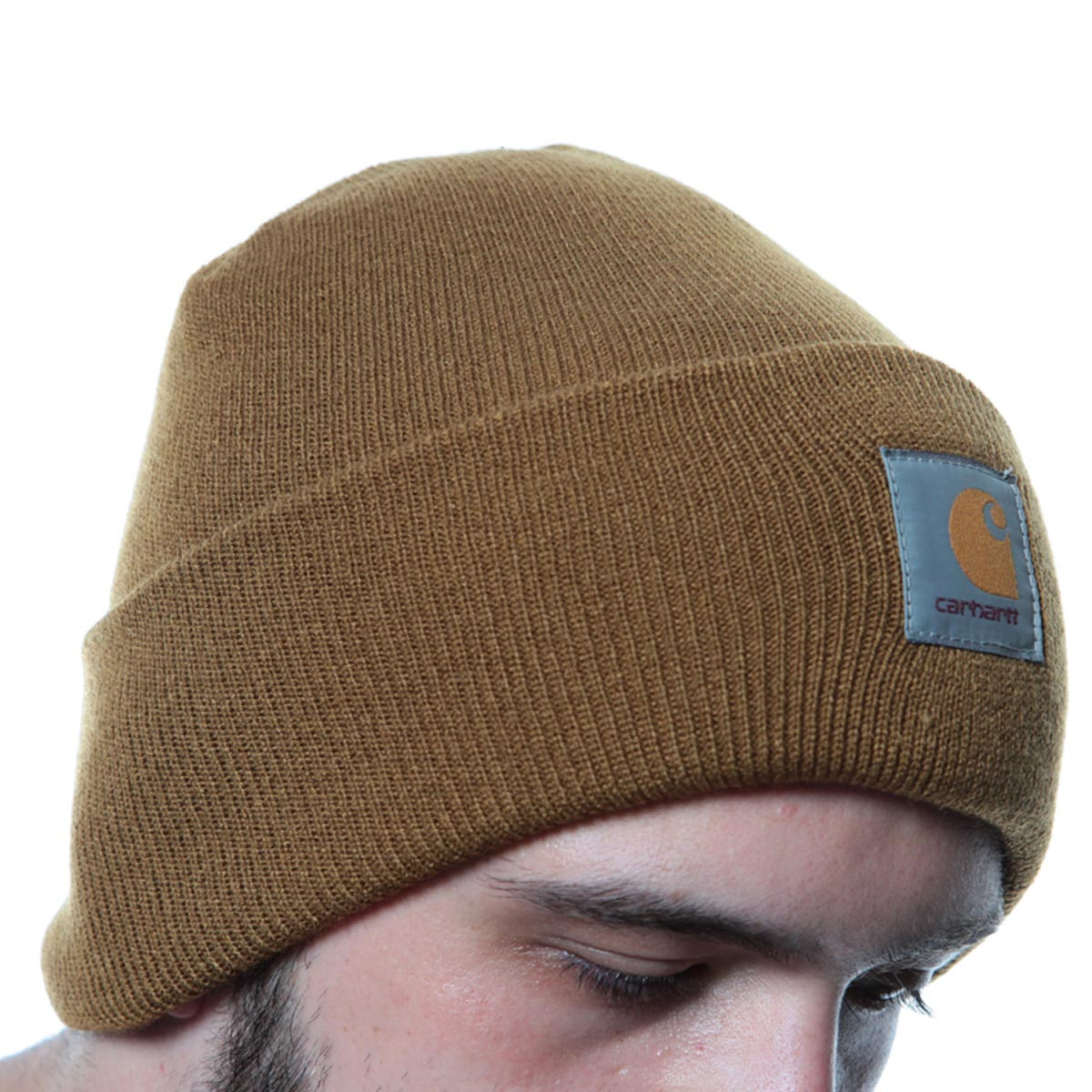 4bb8fd67d2b Vendita online Acrylic Watch Hat - Hamilton Brown - Carhartt ...