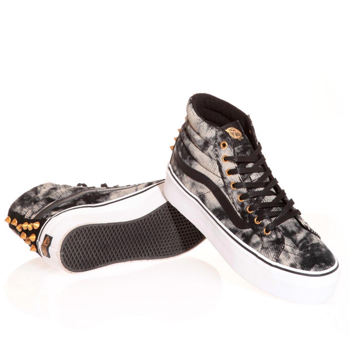 Vendita online Sk8-Hi Platform - (Studded)Blk wht - Vans - Shoes ... 1fc27871b