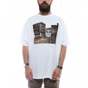 Obey Bus Photo Tee