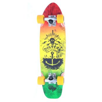 Anchored Cruiser Rasta 27""