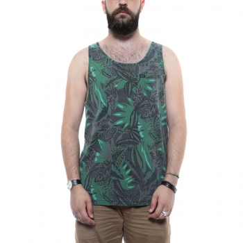 Jungle Leaves Tank
