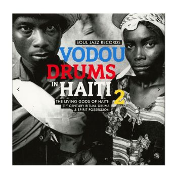 Voodoo Drums In Haiti 2Lp