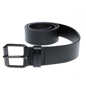 Logo Belt Cow Leather