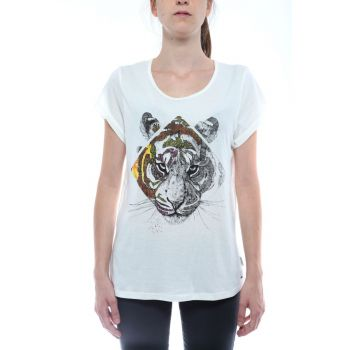 Tiger Diamond Tee W