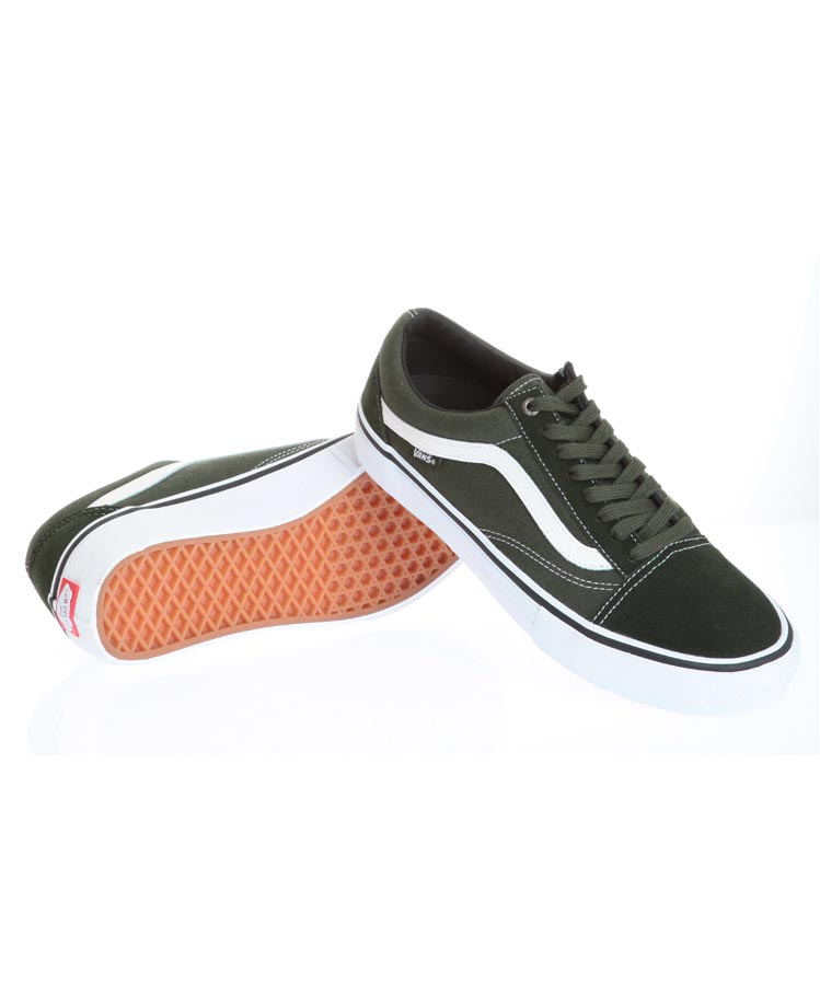 Vendita online Old Skool Pro - Rosin wht - Vans - Shoes - Green Records ec8fbc3792